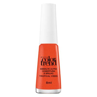 Esmalte Color Trend  8ml - Esmalte Color Trend 8ml - Tropical Vibes
