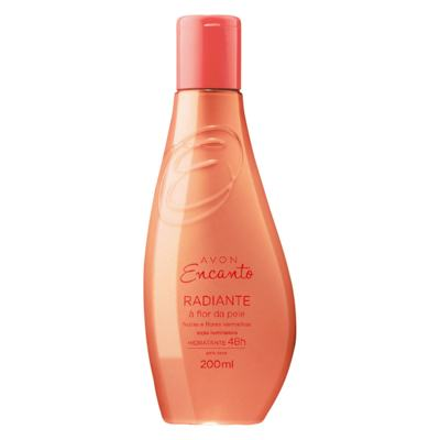 Imagem 1 do produto Loção Hidratante Iluminadora Encanto Radiante - 200 ml