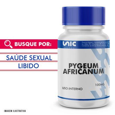 Pygeum africanum 100mg - 120 Cápsulas