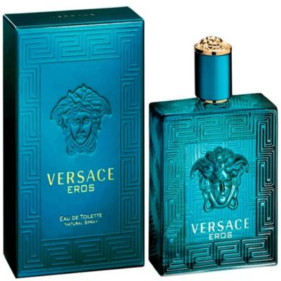 Imagem 2 do produto Perfume Versace Eros Eau de Toilette Masculino