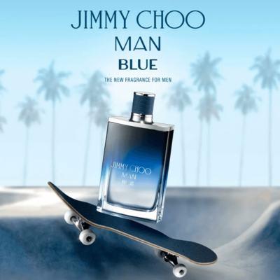 Imagem 4 do produto Perfume Jimmy Choo Man Blue Eau de Toilette Masculino