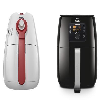 Imagem 2 do produto Turbofryer Avance Philps Walita + Fritadeira Elétrica Airfryer Viva Philips Walita - | 127v