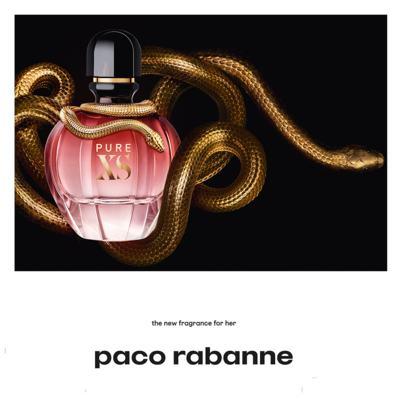 Imagem 4 do produto Pure XS For Her Paco Rabanne - Perfume Feminino Eau de Parfum - 80ml