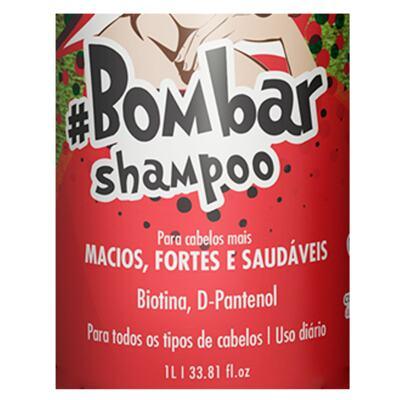 Imagem 2 do produto Inoar Bombar - Shampoo Copy - 1L Copy