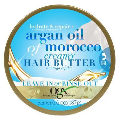 Hair Butter Argan Oil Of Morocco Ogx - 187g