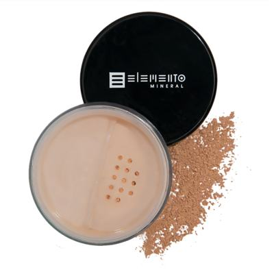 Imagem 1 do produto BB Powder Mineral FPS 15 Elemento Mineral - Pó Solto - Warm