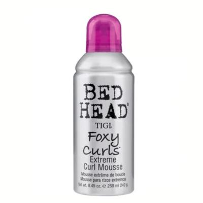 Bed Head Foxy Curls Extreme Mousse Modelador