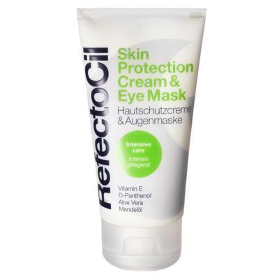 Imagem 1 do produto Skin Protection Cream e Eya Mask RefectoCil - Creme Protetor - 75ml