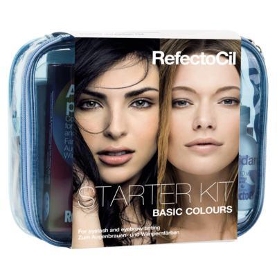 Imagem 1 do produto Conjunto Tons Clássicos RefectoCil - Starter Cores Básicas - kit