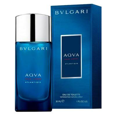 Imagem 2 do produto Aqva Atlantique Bvlgari Perfume Masculino - Eau de Toilette - 30ml