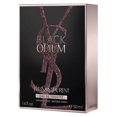 Imagem 2 do produto Black Opium Glow Yves Saint Laurent Perfume Feminino - Eau de Toilette - 50ml