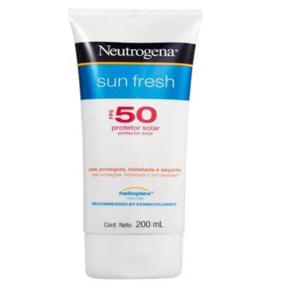 Protetor Solar Neutrogena Sun Fresh FPS 50