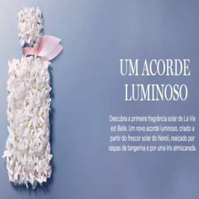 La Vie Est Belle L'Éclat Lancôme - Perfume Feminino - Eau de Parfum - 30ml