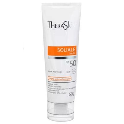 Theraskin Soliale Loção Protetor Solar FPS 50