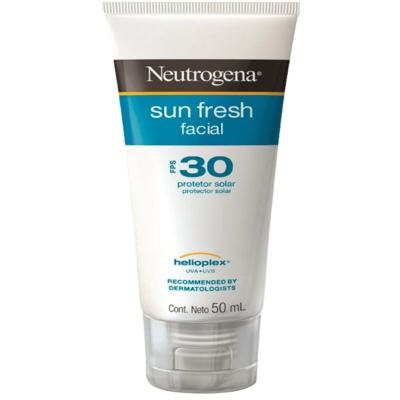 Protetor Solar Neutrogena Sun Fresh Facial FPS 30