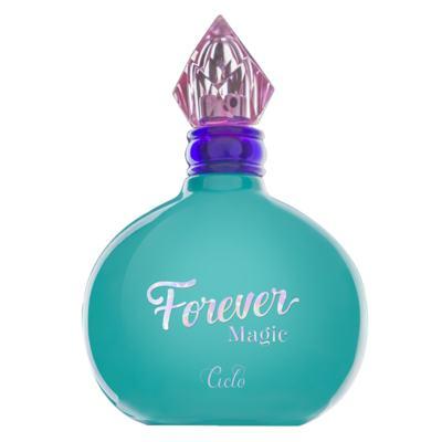Imagem 2 do produto Forever Magic Ciclo Cosméticos Perfume Feminino - Deo Colônia - 100ml