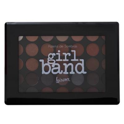 Imagem 2 do produto Paleta de Sombras Luisance - Girl Band - 1 Un