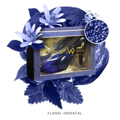 Imagem 2 do produto Dangerous Women Linn Young Perfume Feminino - Eau de Parfum - 90ml