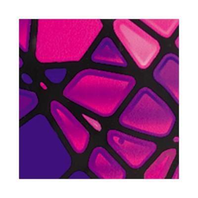 Imagem 2 do produto Escova de Cabelo WetBrush - Vitral Vermelho - 1 Un