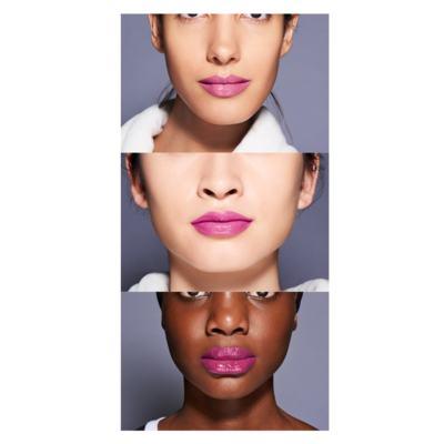 Imagem 4 do produto Batom Líquido Shiseido - LacquerInk LipShine - 301 Lilac Strobe