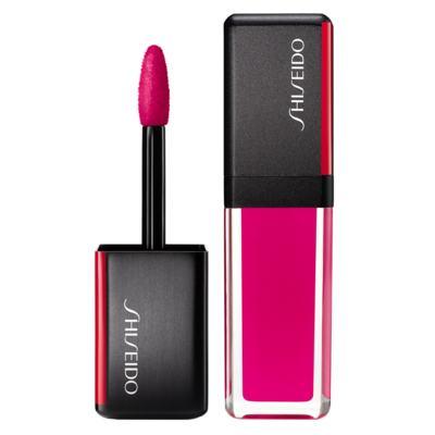 Imagem 1 do produto Batom Líquido Shiseido - LacquerInk LipShine - 302 Plexi Pink