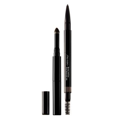 Imagem 4 do produto Delineador de Sobrancelhas Shiseido - BrowInk Trio - 03 Deep Brown