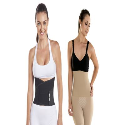 Imagem 13 do produto Shapenow Polishop + Modelador Slim Control Be Emotion - | Shapenow Preto + Slim Control Nude G+G