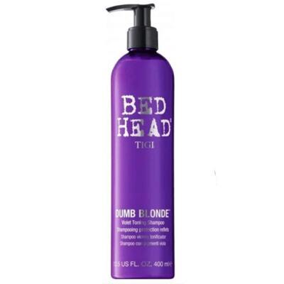 Imagem 1 do produto Bed Head Dumb Blonde Purple Toning Shampoo