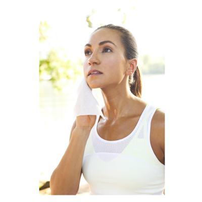 Imagem 2 do produto Lenços Umedecidos Clinique - Fit Post-Workout Face + Body - 20 Un