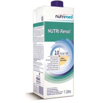 Imagem 1 do produto Nutri Renal Sabor Baunilha 1L