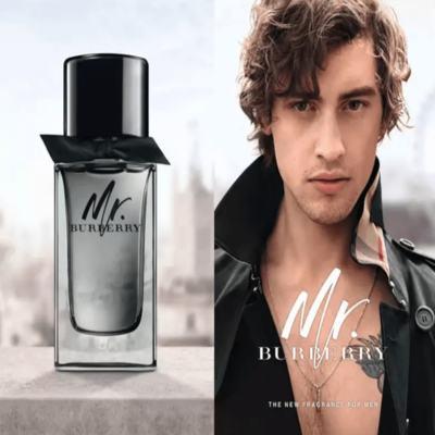 Imagem 6 do produto Mr. Burberry Burberry - Perfume Masculino - Eau de Toilette - 100ml