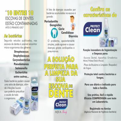 Imagem 5 do produto Protect Clean - Higienizador De Escovas Dentais e Aparelhos Ortodônticos (5 Unidades) -