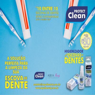 Imagem 7 do produto Protect Clean - Higienizador De Escovas Dentais e Aparelhos Ortodônticos (5 Unidades) -