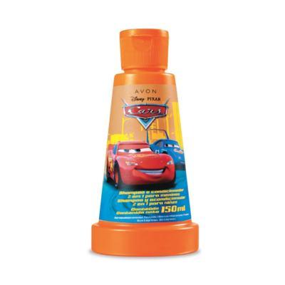Cars Shampoo e Condicionador 2 em 1 - 150ml