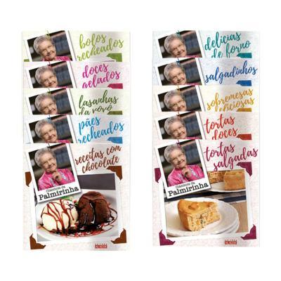 Imagem 1 do produto Kit Livros Clássicos Palmirinha