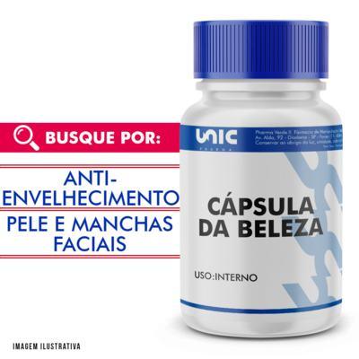 Imagem 1 do produto Cápsula da beleza - 120 Cápsulas