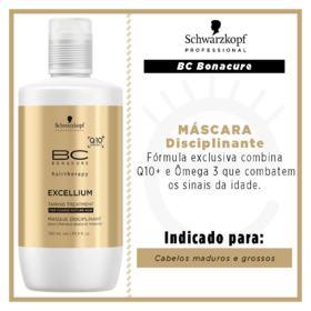 Schwarzkopf BC Bonacure Excellium Taming Mascara - Schwarzkopf BC Bonacure Excellium Taming Mascara 750ml