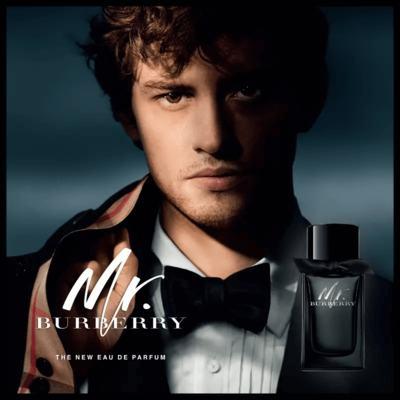 Imagem 3 do produto Perfume Burberry Mr Burberry Eau de Parfum Masculino