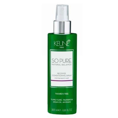 Imagem 1 do produto Keune So Pure Recover Conditioner Spray - Leave-in - 200ml