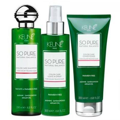 Imagem 2 do produto Keune So Pure Color Care - Shampoo - 250ml