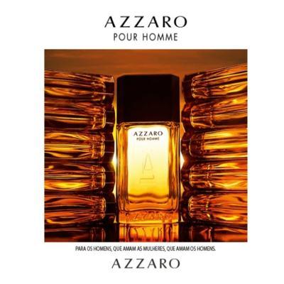 Imagem 9 do produto Azzaro Pour Homme Azzaro - Perfume Masculino - Eau de Toilette - 100ml