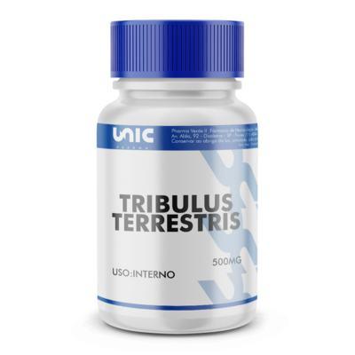Imagem 2 do produto Tribulus terrestris 500mg - 90 Cápsulas