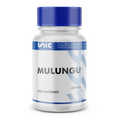 Imagem 2 do produto Mulungu 200mg - 90 Cápsulas
