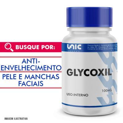 Imagem 1 do produto Glycoxil 100mg com selo de autenticidade - 120 Cápsulas