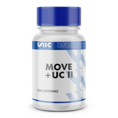 Imagem 2 do produto MOVE 100MG + UC II 40MG - 60 Cápsulas