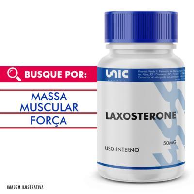 Imagem 1 do produto Laxosterone 50mg - 120 Cápsulas