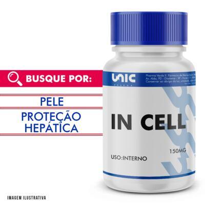 Imagem 1 do produto In Cell 150mg com selo de autenticidade - 120 Cápsulas