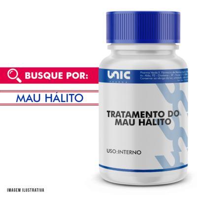 Imagem 1 do produto Composto auxiliar no tratamento contra mau hálito - 120 Cápsulas