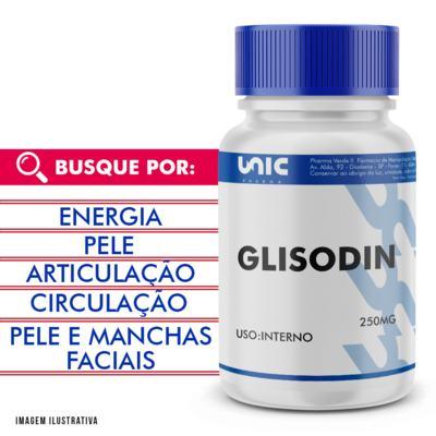 Imagem 1 do produto Glisodin 250mg - 120 Cápsulas