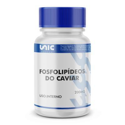 Imagem 2 do produto Fosfolipídeos do Caviar 200mg - 90 Cápsulas